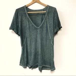We The Free by Free People Cali Oversized Tee S